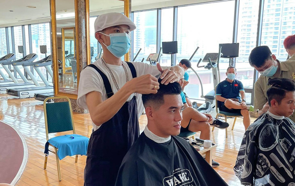 This Vietnamese barber is making a name for himself on world stage