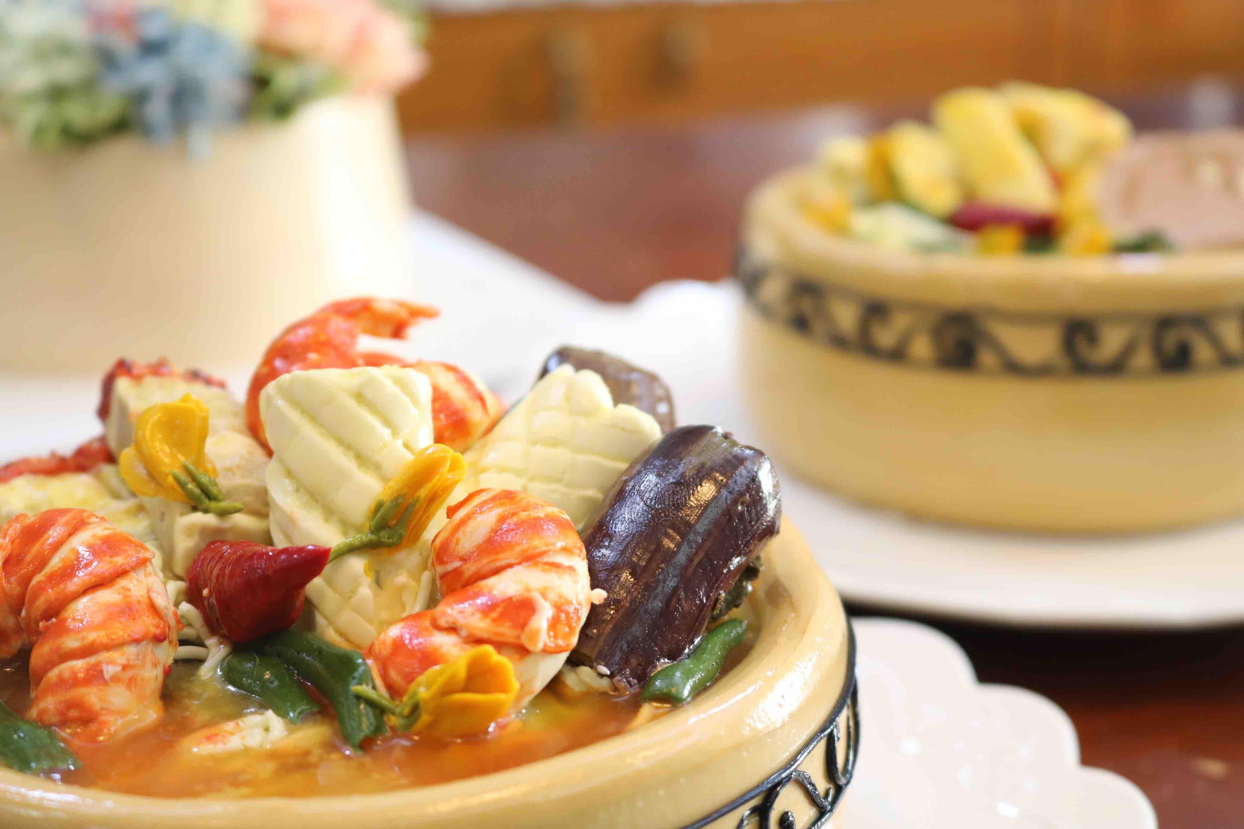 Meet the Vietnamese baker putting Vietnam's cake scene on the map