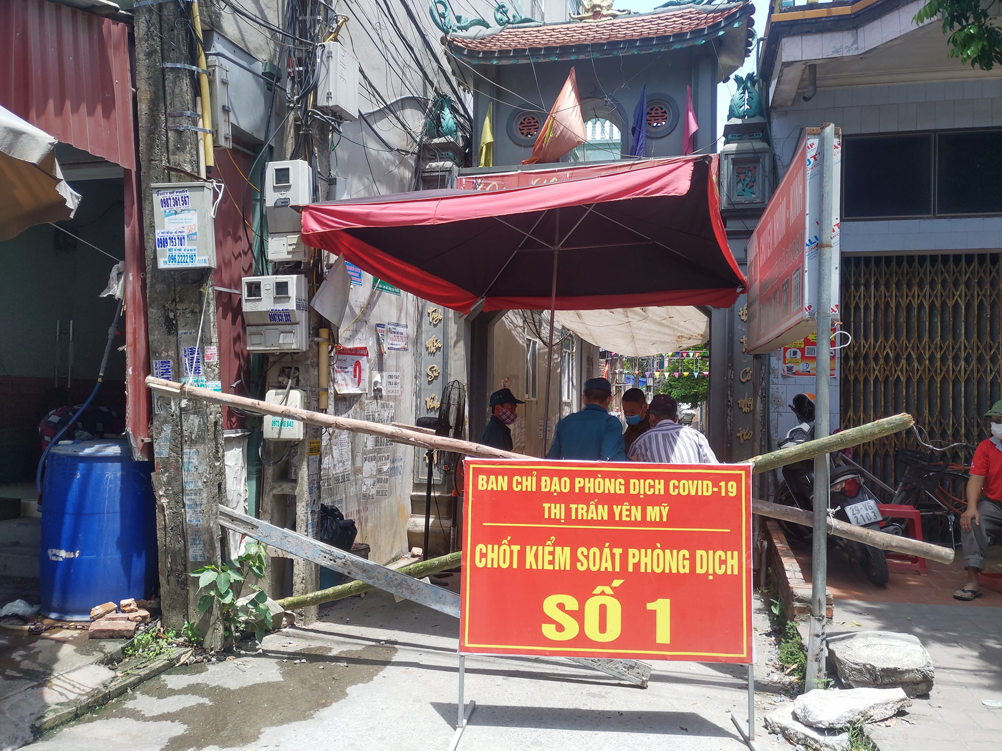 4,000-employee company in northern Vietnam closed after worker contracts coronavirus