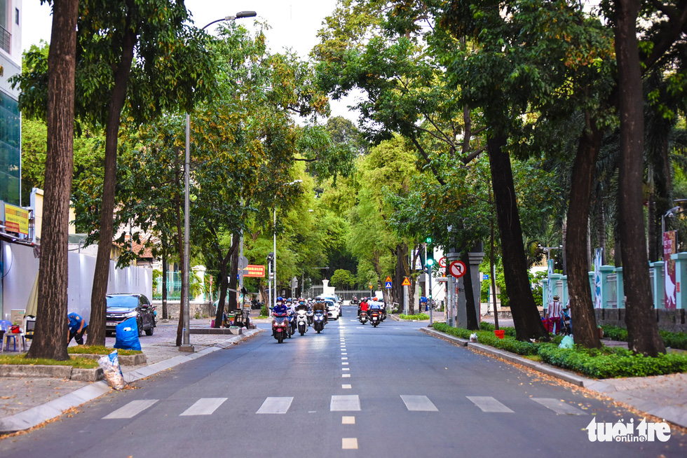 Ho Chi Minh City Goes Global: A city of clean energy and green in the 21st century