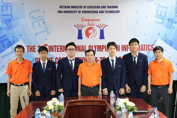 Vietnam bags four silvers at 2021 Informatics Olympiad