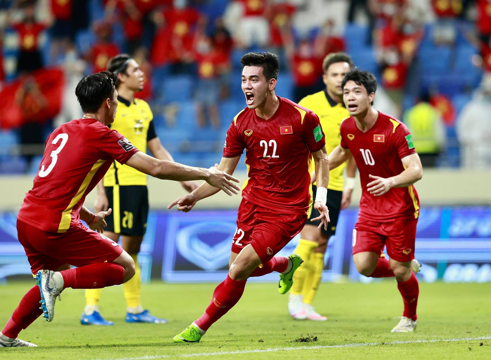 Vietnam to battle Japan, Australia, China in final qualifying round for 2022 FIFA World Cup