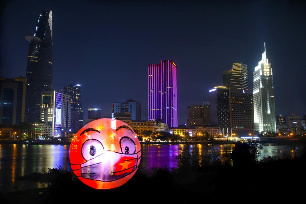 View from the Saigon River Waterfront in Ho Chi Minh City, Vietnam. Photo: Khoa Tran