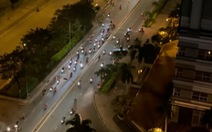 Saigon neighborhood in uproar over midnight drag race involving hundreds of drivers
