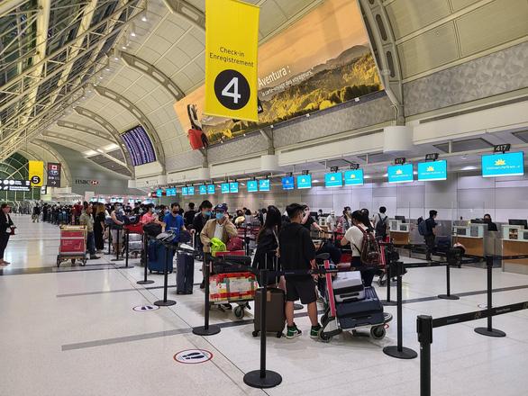 Vietnam Airlines repatriates 250 from Canada