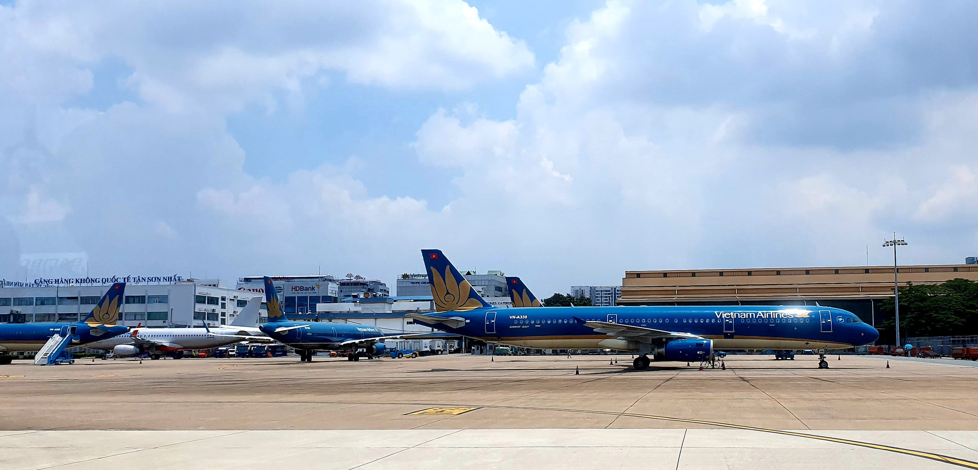 Ho Chi Minh City airport sees travel hit rock bottom