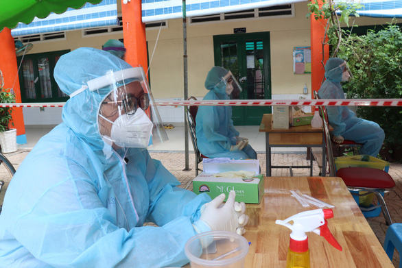 Ho Chi Minh City registers 419 more local coronavirus infections