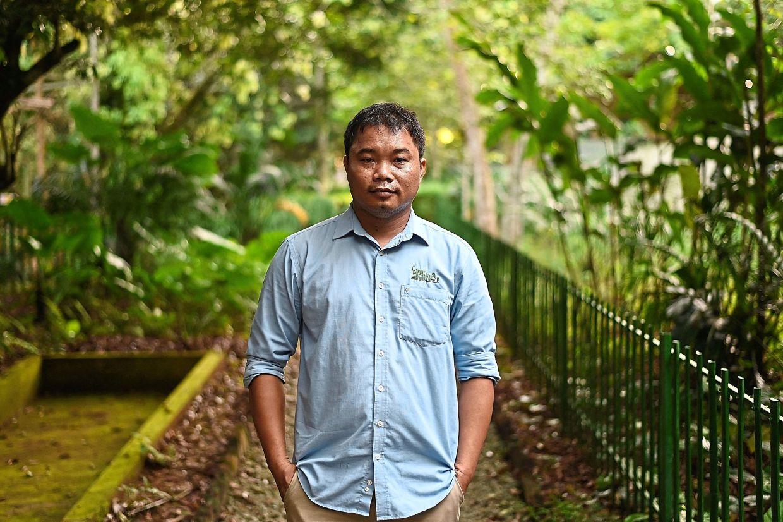Meet Vietnam's pangolin protecter