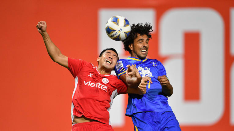 Vietnam's Viettel eliminated from AFC Champions League after defeat by Thailand's BG Pathum United