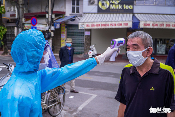 Vietnam logs over 1,000 domestic coronavirus cases for second successive day