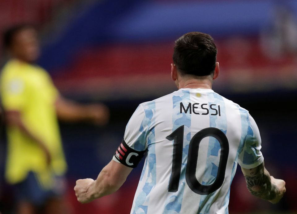 Argentina beat Colombia in shootout to reach Copa America final