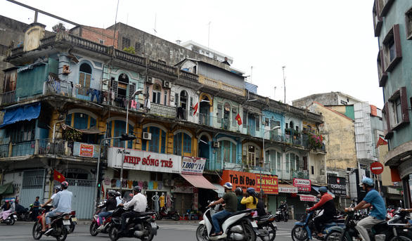 Ho Chi Minh City Goes Global: Nine boroughs to represents the city's diverse traits