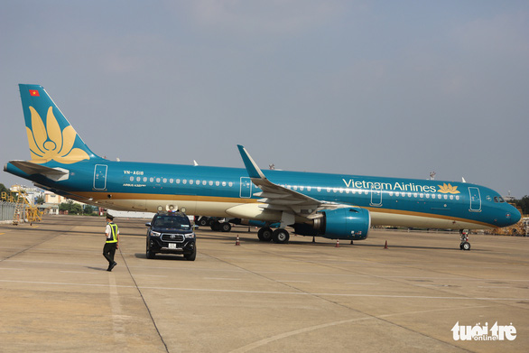 Vietnam Airlines to try out digital health pass acceptance on inbound flights