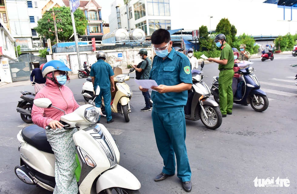 COVID-19 restrictions in Saigon: Am I allowed to exercise on my apartment building's premises?