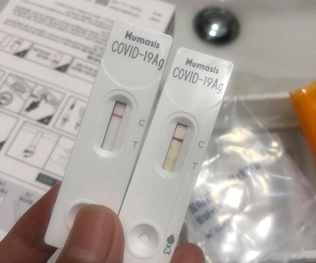 Can rapid COVID-19 tests be done at home in Vietnam?