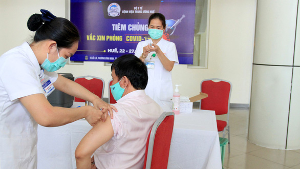 8.1 million COVID-19 vaccine doses distributed in Vietnam: Ministry of Health