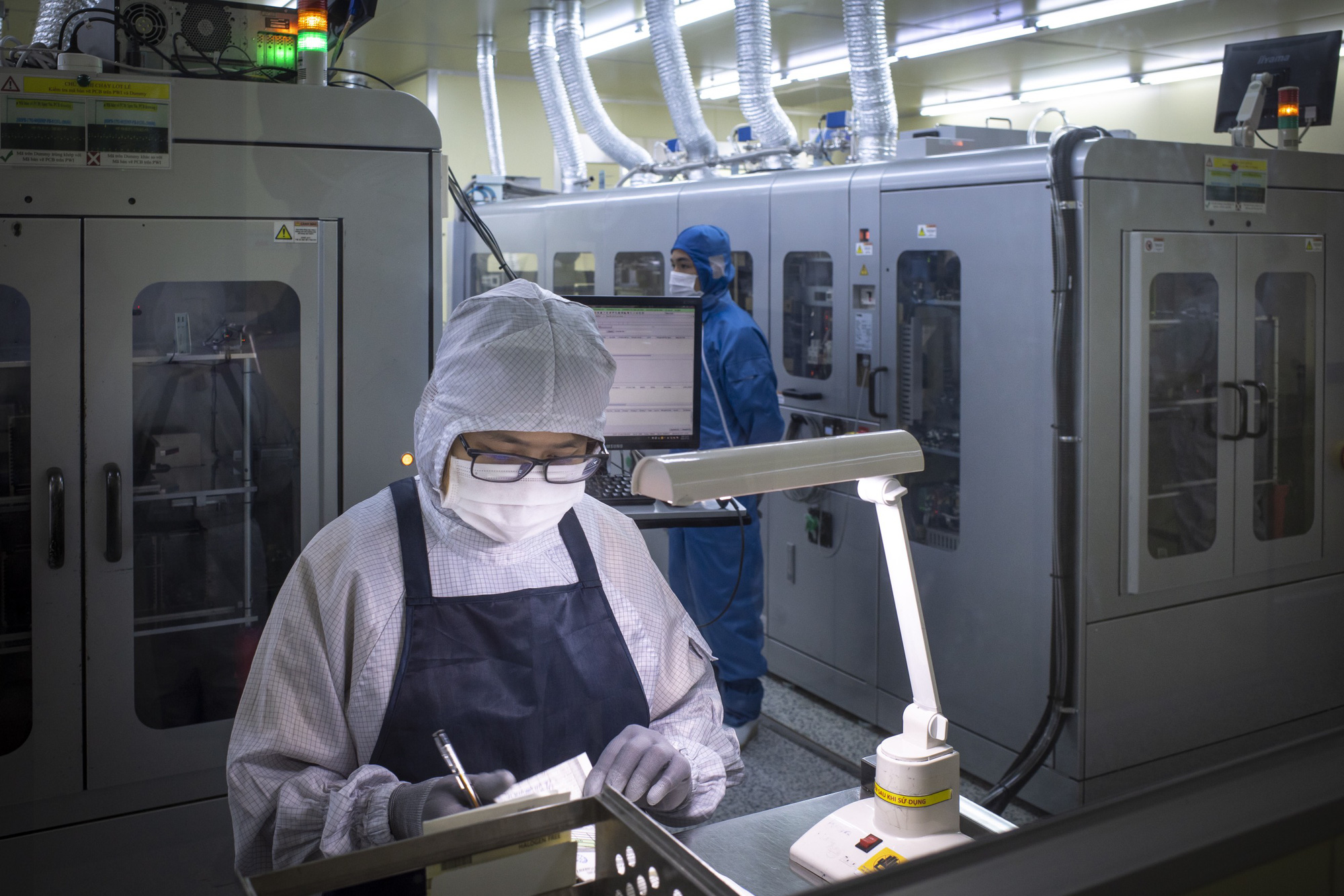 Northern Vietnam's previous COVID-19 hotbed in hunger for factory workers
