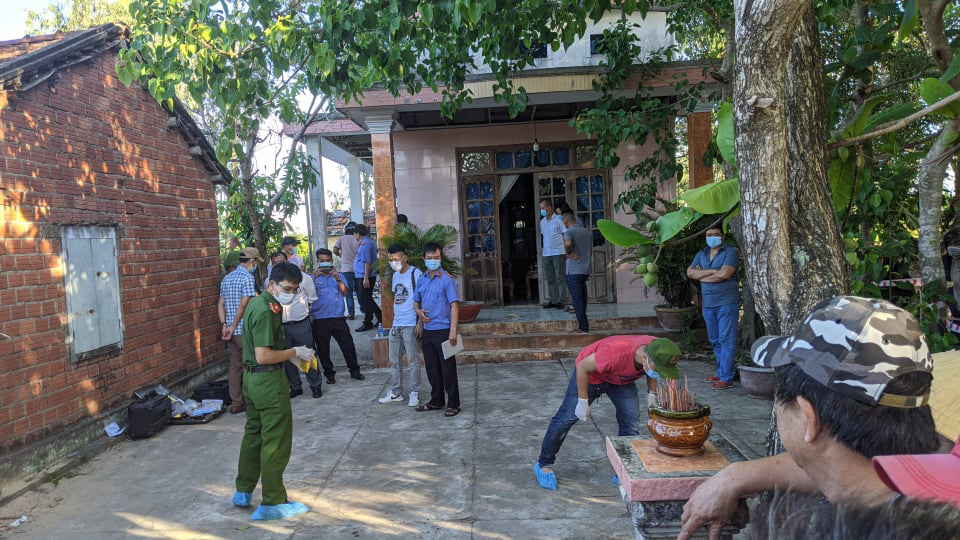 Vietnamese teen boy arrested for killing school principal in attempted robbery