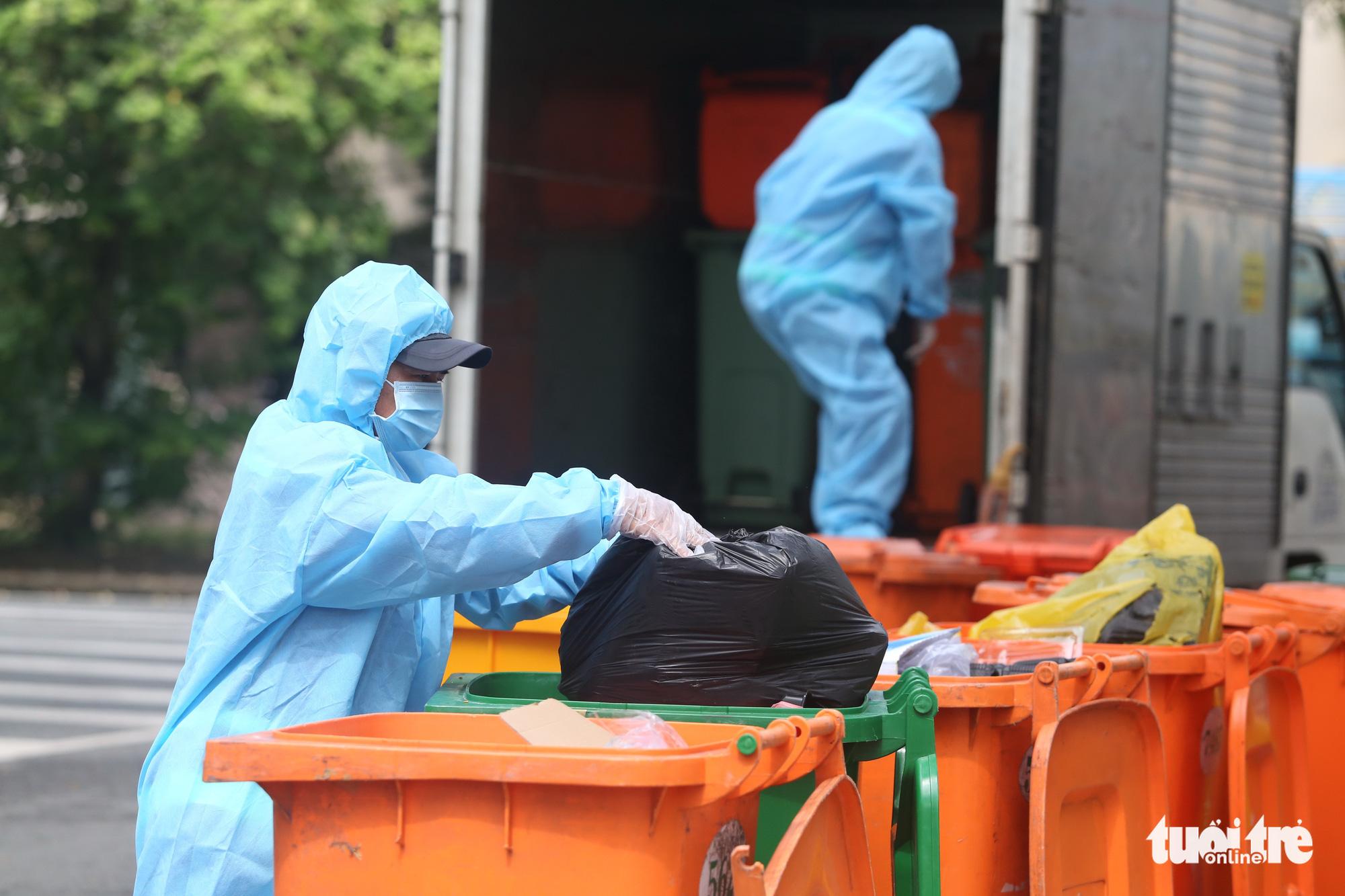 Ho Chi Minh City operates more incinerators to treat massive COVID-19 waste