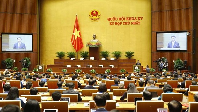 Vietnam's 15th National Assembly convenes first session in Hanoi