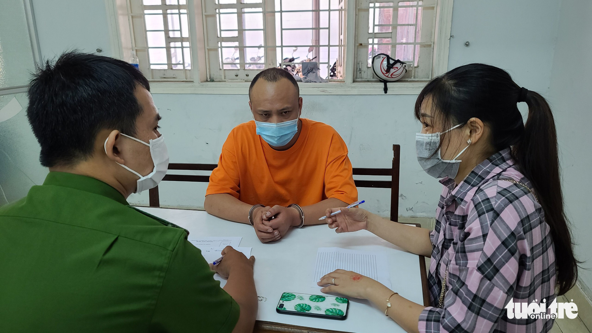 Chinese men arrested for robbing compatriot's house in Da Nang