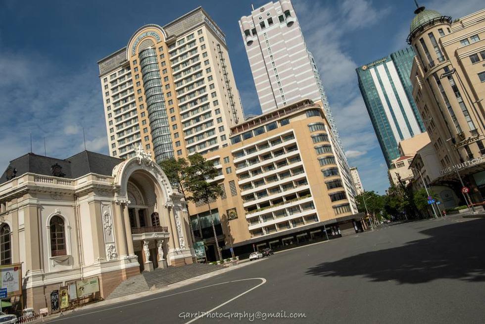 The Ho Chi Minh City Opera House in District 1, Ho Chi Minh City, Vietnam. Photo: Alexandre Garel