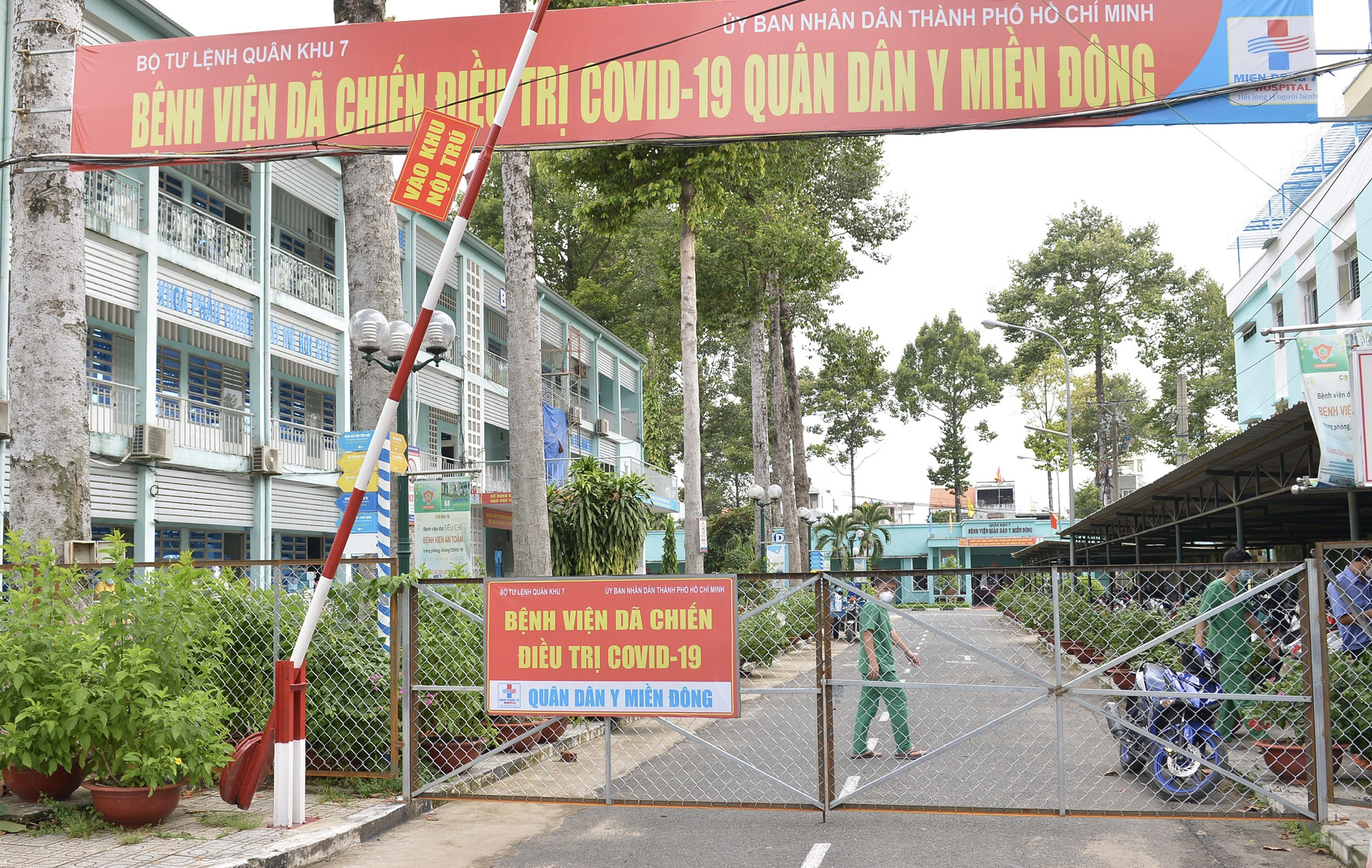 Ho Chi Minh City needs 7,000 more health workers for COVID-19 response