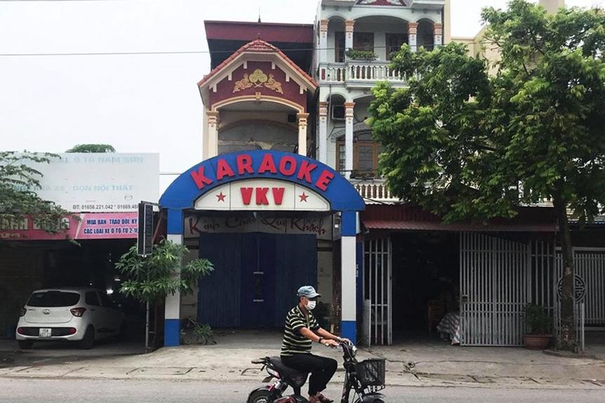 Court officer found positive for drugs in karaoke bar raid in northern Vietnam