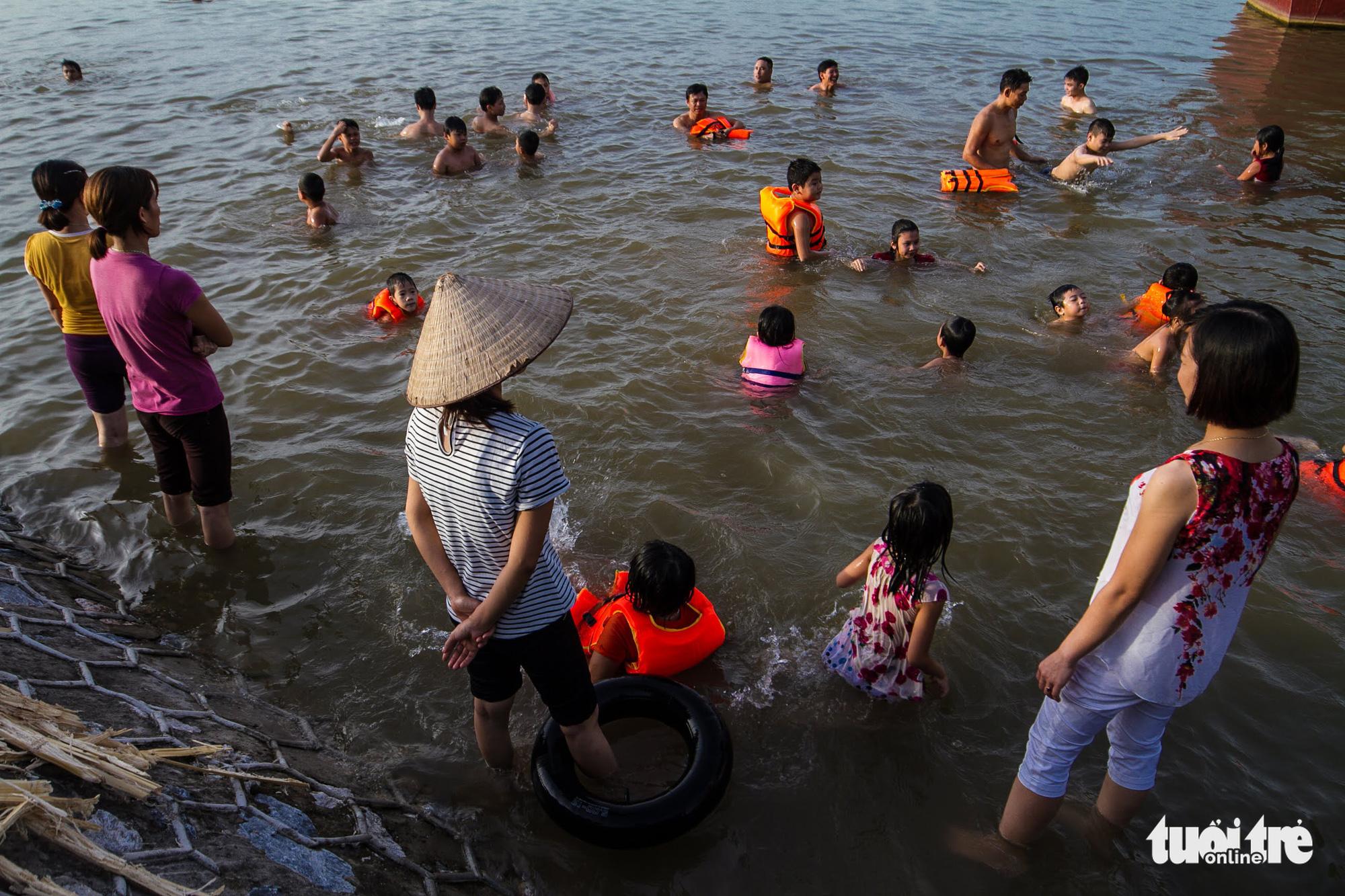 Over five children drown in Vietnam each day: ministry statistics