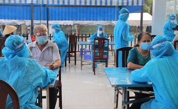 Over 7,800 domestic coronavirus cases reported in Vietnam, nearly 6,000 in Ho Chi Minh City