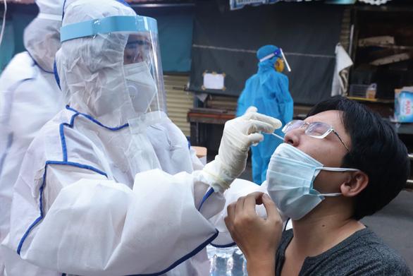 Ho Chi Minh City reports over 6,000 of Vietnam's nearly 8,000 new local coronavirus cases
