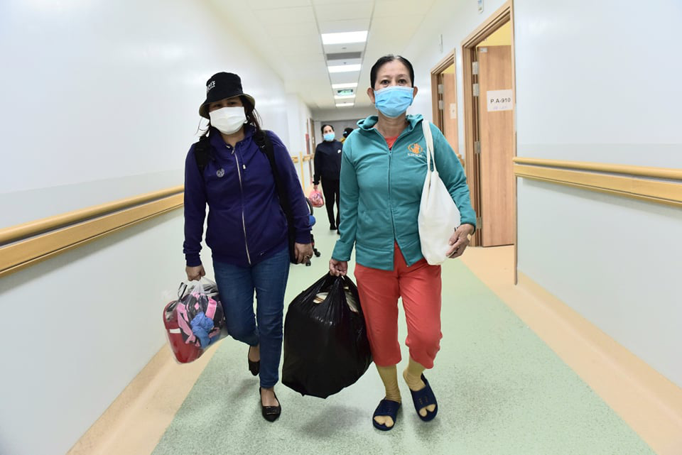 Ho Chi Minh City sets new daily record of COVID-19 recoveries