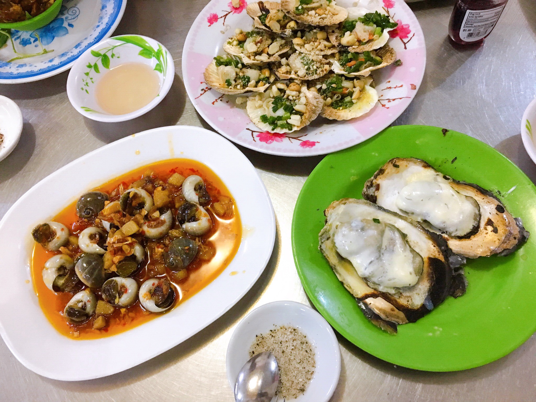 Food is what I miss most on streets of Ho Chi Minh City