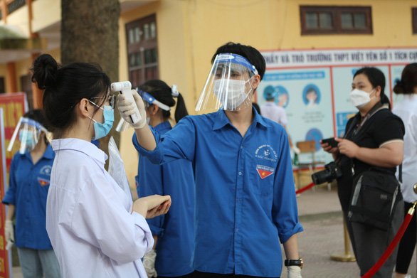 Hanoi cancels second phase of national high school exam amid COVID-19 outbreak
