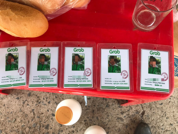 Man caught buying name tags to travel as delivery worker amid Saigon movement curbs
