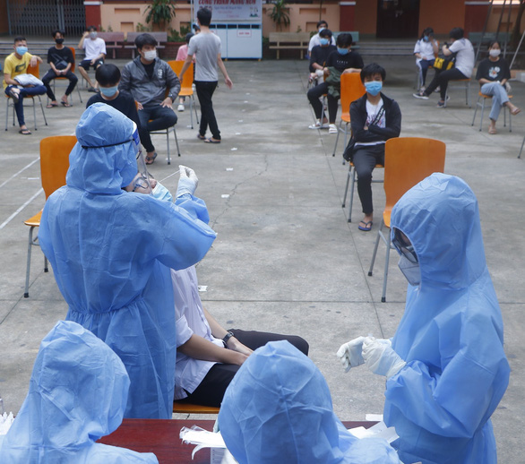 Binh Duong's 200,000 workers to join made-in-Vietnam COVID-19 vaccine trial