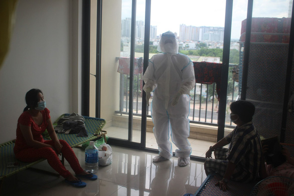 Ho Chi Minh City medical center mobilizes mental health specialists to support COVID-19 patients
