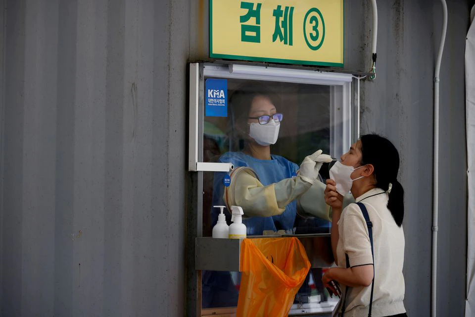S.Korea detects its first two cases of Delta Plus COVID-19 variant