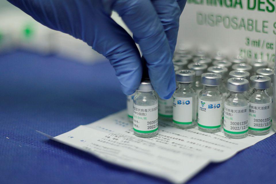 Hai Phong seeks to borrow 500,000 Sinopharm vaccine doses from Ho Chi Minh City
