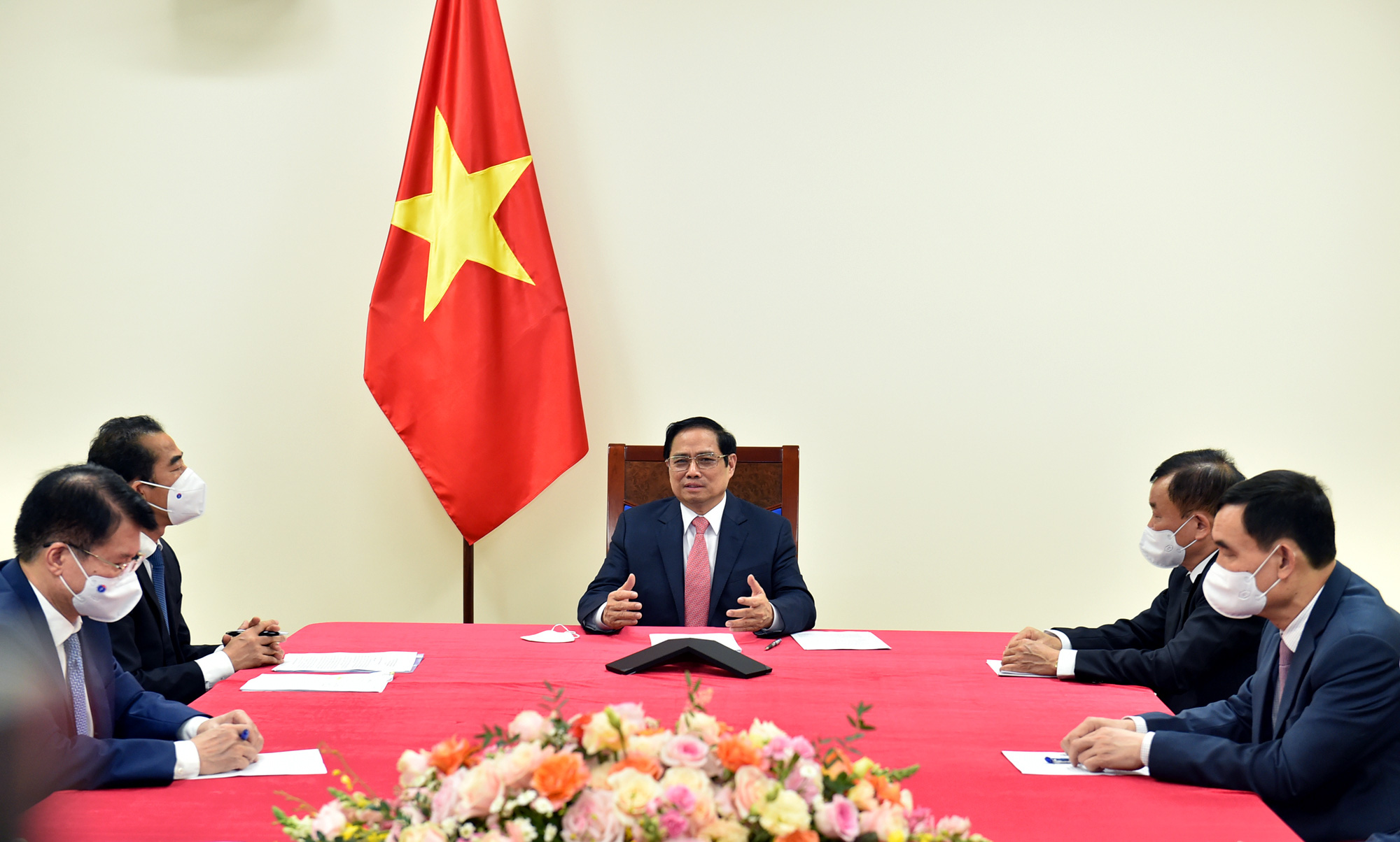 Czech government willing to transfer 500,000 COVID-19 vaccine doses to Vietnam