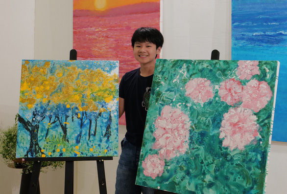 NFT created by 14-year-old Vietnamese artist sells for $23,000