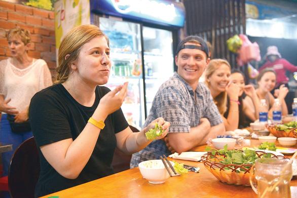 Ho Chi Minh City Goes Global: Vietnamese taste, world's kitchen