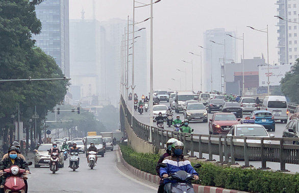 Air pollution cuts 80,000 years of human lifespan in Hanoi: research