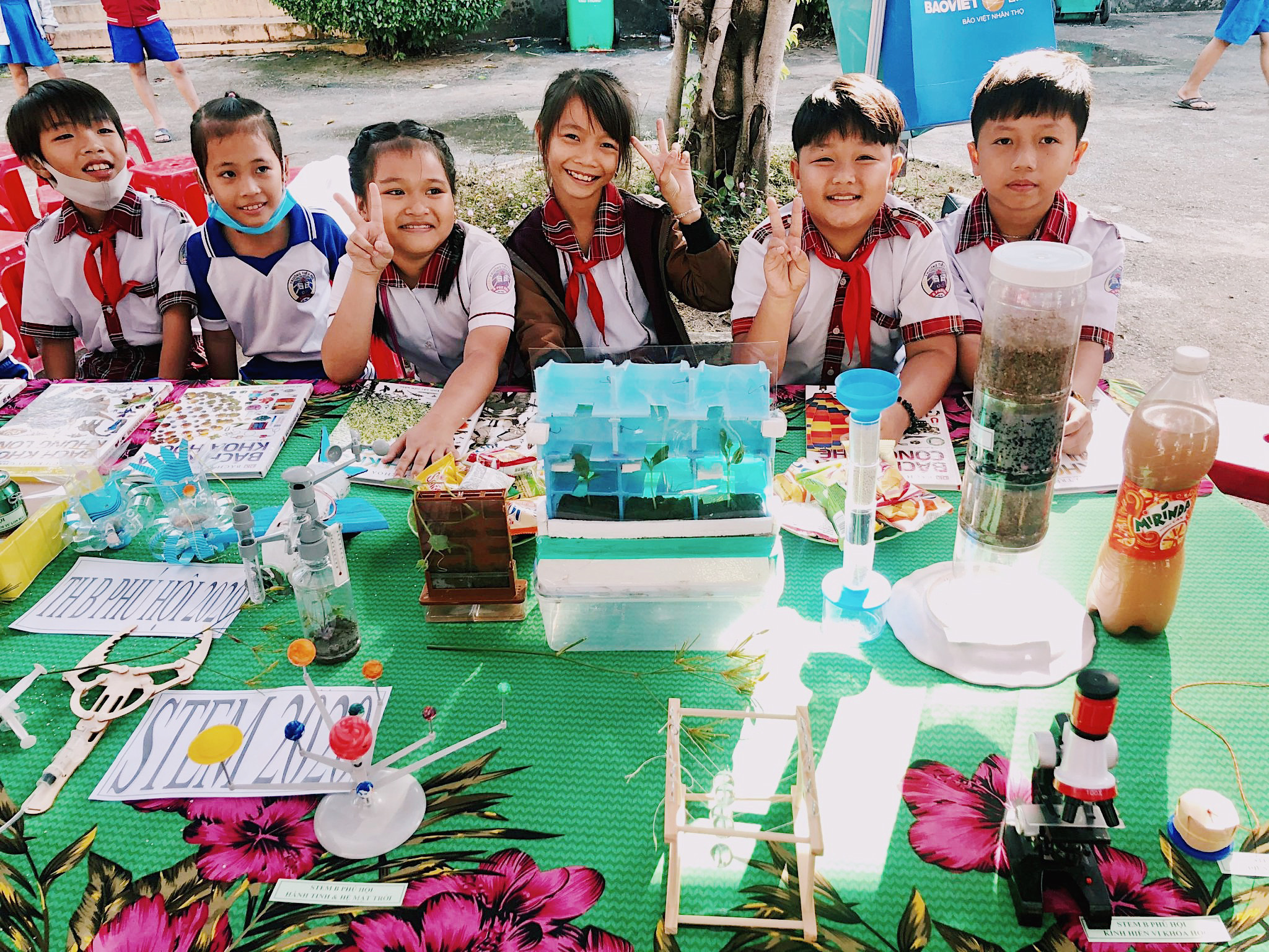 A youth-led science community to enable Ho Chi Minh City to move forward on a global scale