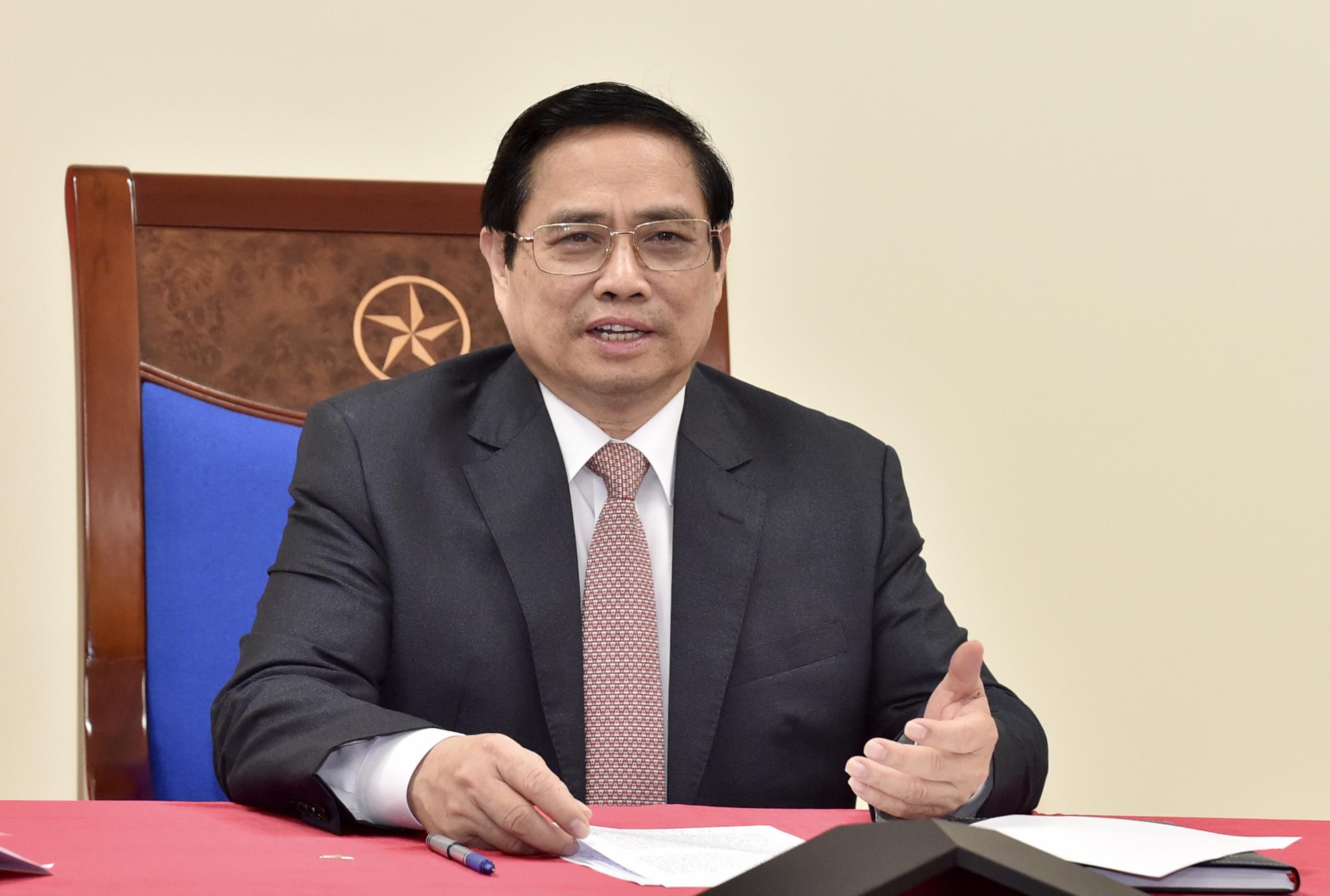 Vietnam premier requests AstraZeneca to speed up vaccine delivery