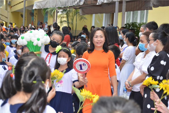 Ho Chi Minh City students to start new school year early next month