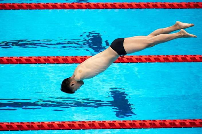 The Paralympics will feature 22 sports, with badminton and taekwondo appearing for the first time. Photo: AFP