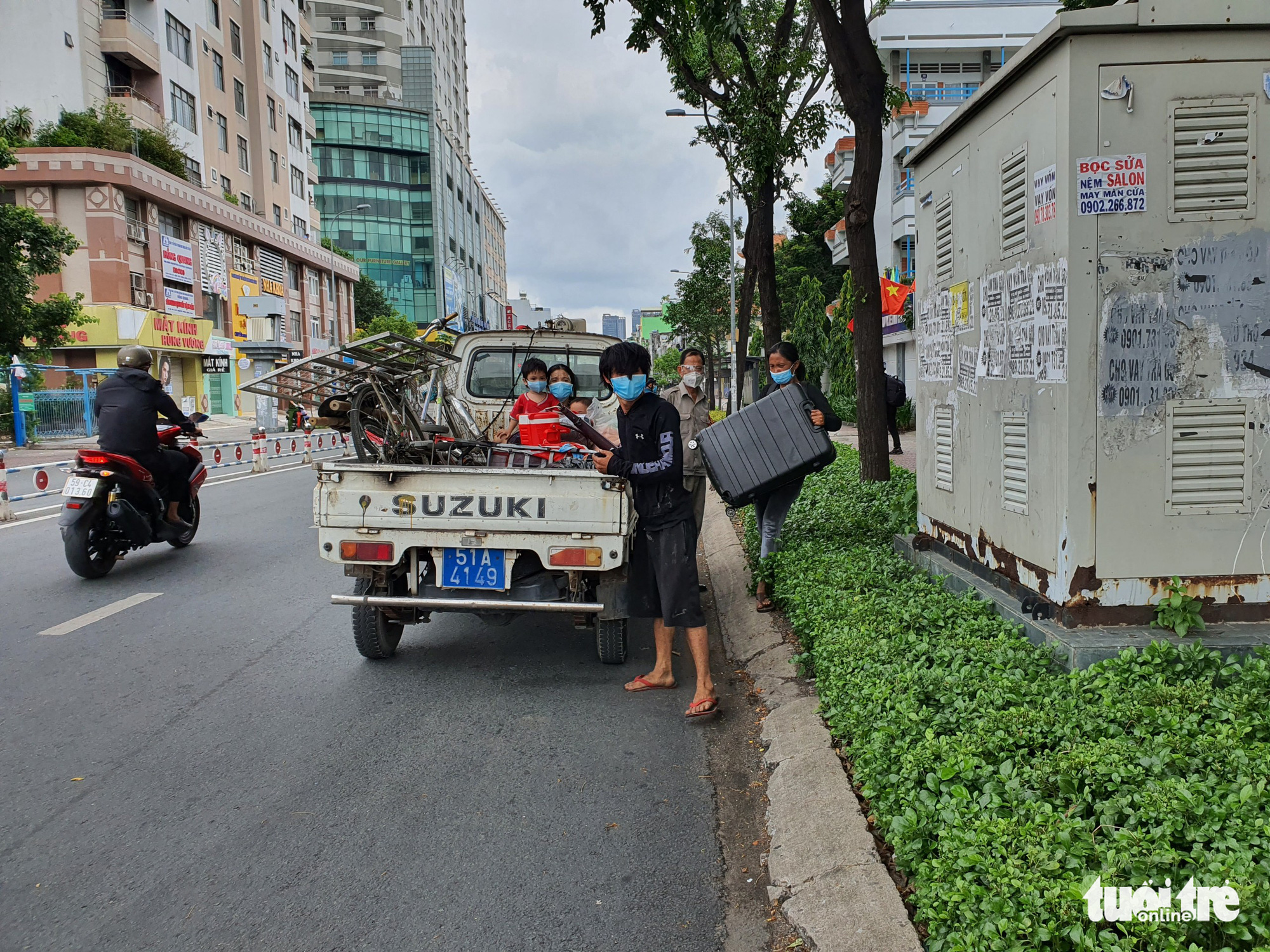 Ho Chi Minh City tightens management of homeless people amidst COVID-19 pandemic