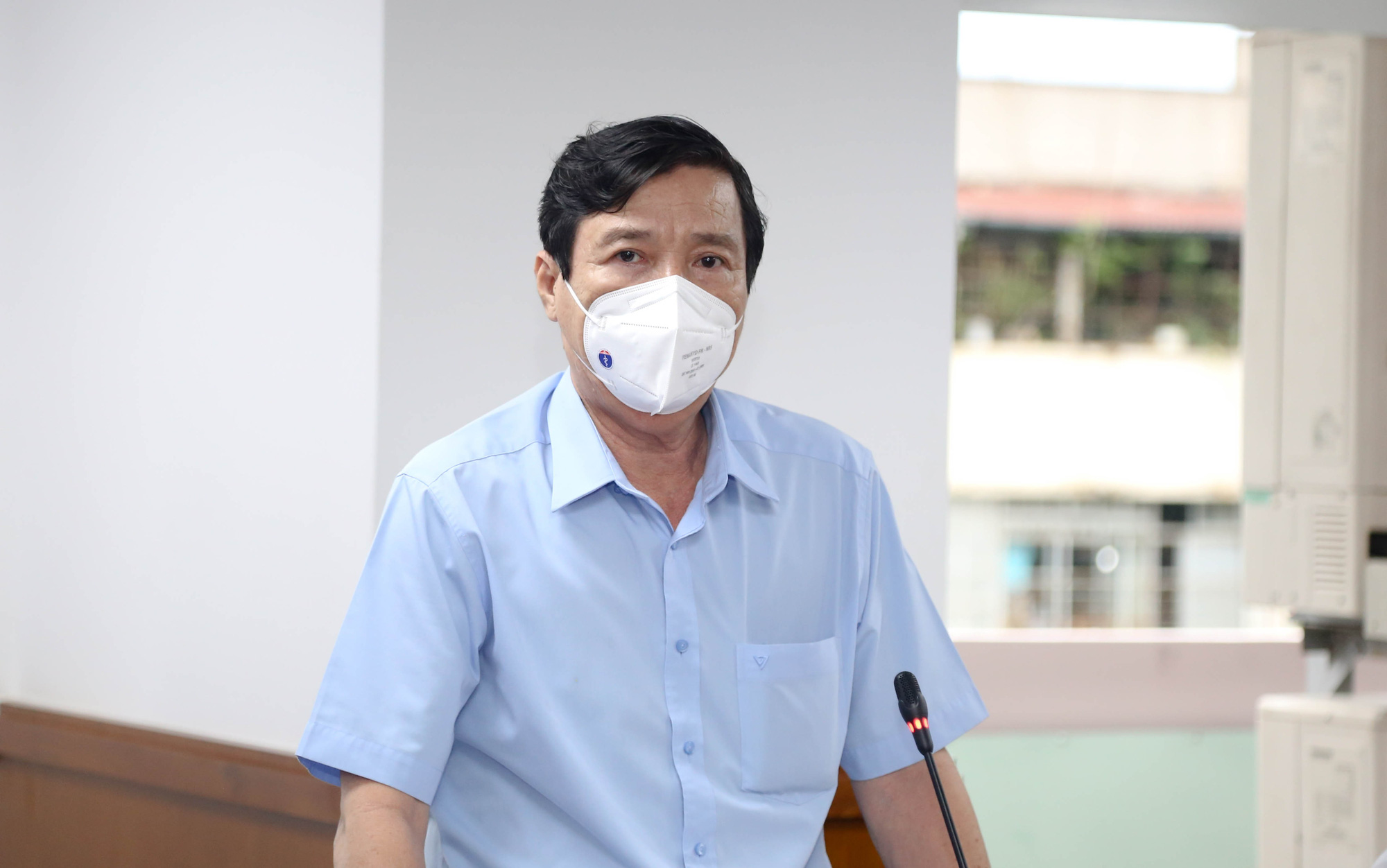 6,000 out of 170,000 samples have positive rapid coronavirus test result in Ho Chi Minh City