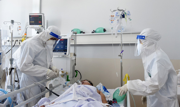Vietnam health ministry reports over 12,000 new local COVID-19 cases